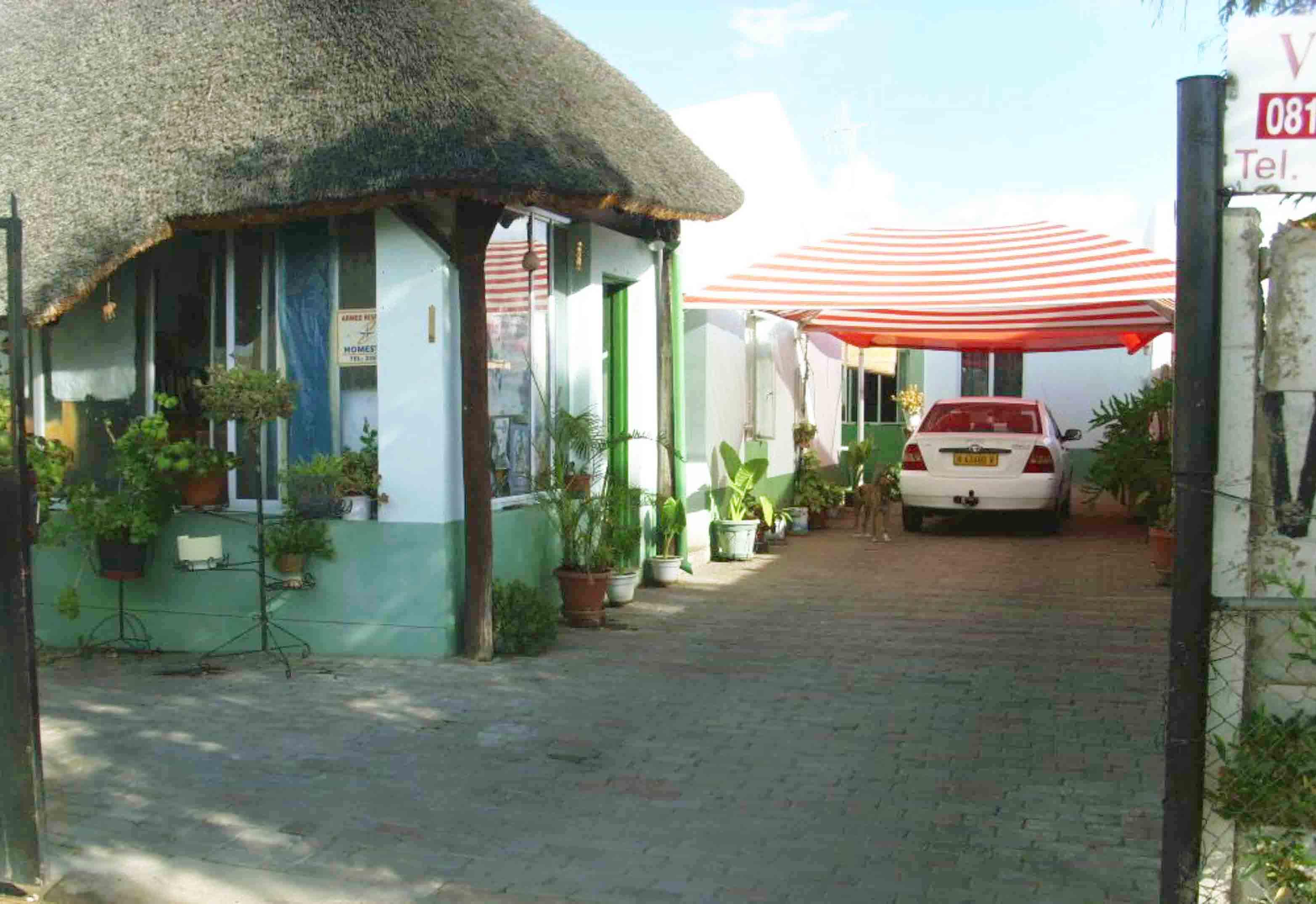 Vees accommodation Windhoek